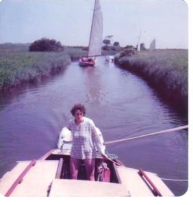 Horsey Cut 1978