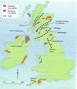 Volcanic UK acegeography_com