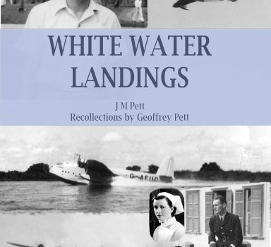 White Water Landings – out today!