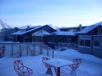 afternoon in Longyearbyen