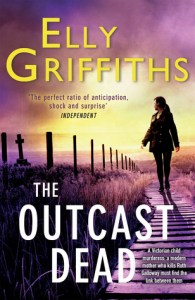 cover for the Outcast Dead by Elly Griffiths