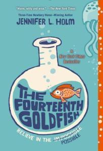 fourteenth goldfish