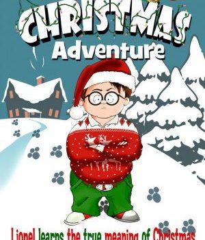 Book Blast | Lionel's Christmas Adventure by Paul Hewlett