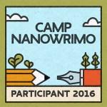challenges Camp Nano