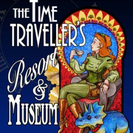 Book Review | The Time Travellers Resort and Museum by David McLain