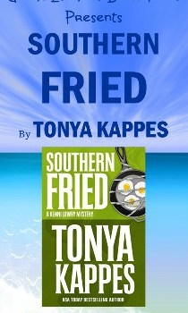 Book Review and Blog Tour   Southern Fried by Tonya Kappes