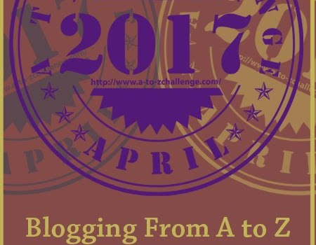 #AtoZChallenge 2017 – Reflections of a disgruntled blogger