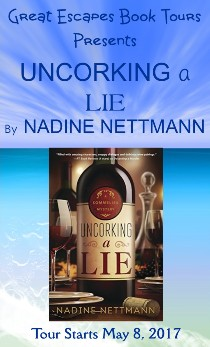 Book Review and Tour | Uncorking a Lie by Nadine Nettman