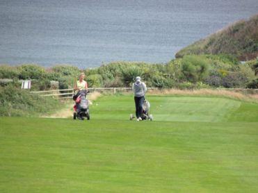 Golf at Cromer