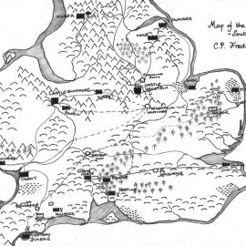 Mapping the Realms – a job for #Inktober