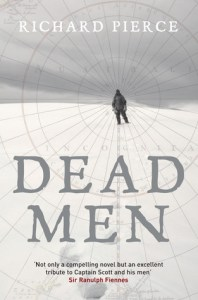 Dead men cover antarctic ice with solo traveller