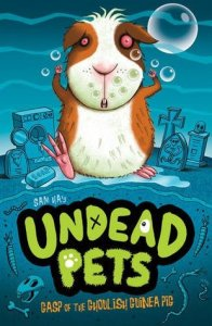 Cover ghoulish guinea pig