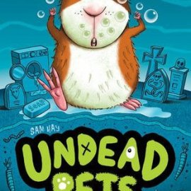 Book Reviews – two MG reads for Halloween