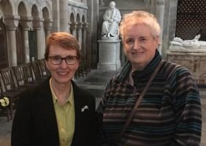 Helen Sharman and me