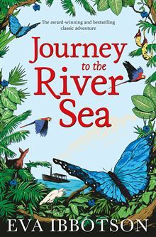 Book Review | Journey to the River Sea by Eva Ibbotson