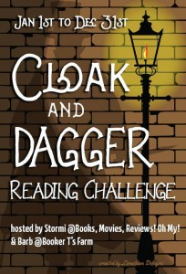 cloak and dagger reading challenge