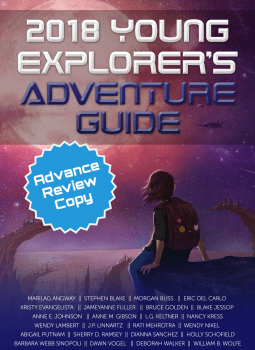 Book Review | 2018 Young Explorers Adventure Guide
