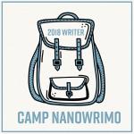 Camp Nano badge July 2018