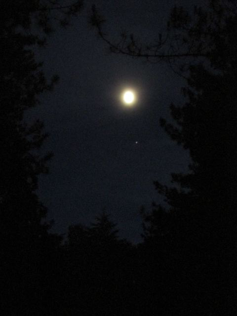 moon and Jupiter 23.6.18