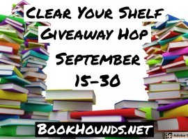 Clear Your Shelf Giveaway Hop! #giveaway