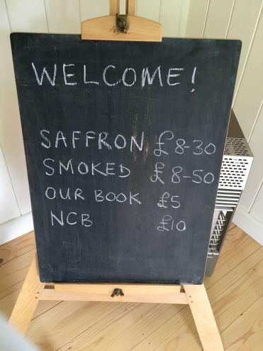 norfolk saffron prices