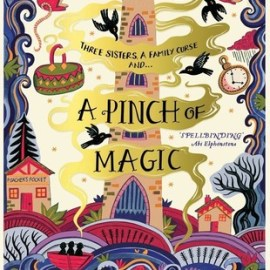 Book Review   A Pinch of Magic by Michelle Harrison