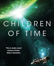 Book Review | Children of Time by Adrian Tchaikovsky
