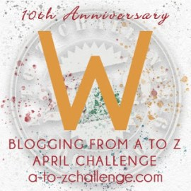 W is for Water #atozchallenge #flashbackfriday