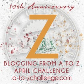 Z is for Zephyrs – 2013 #atozchallenge