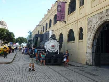 autour de la Habana vieja