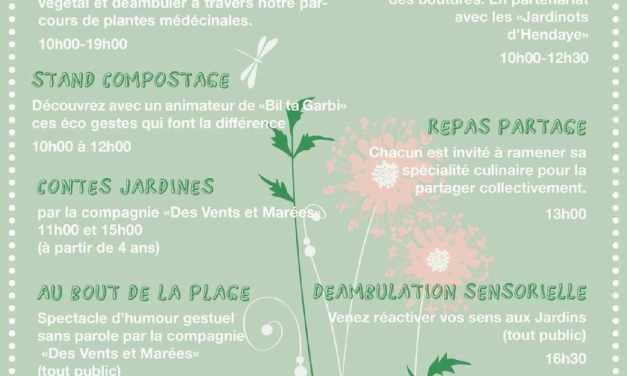 Jardins Hendayais
