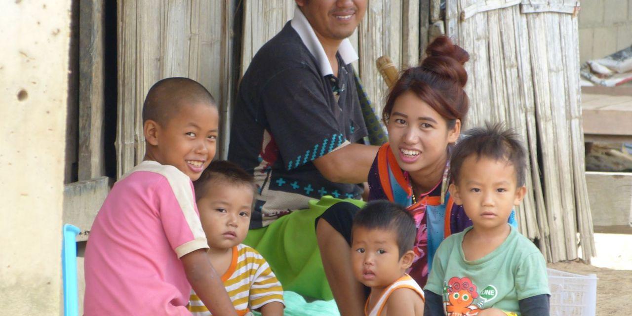 De Mae Salong à Tathon villages Ethniques