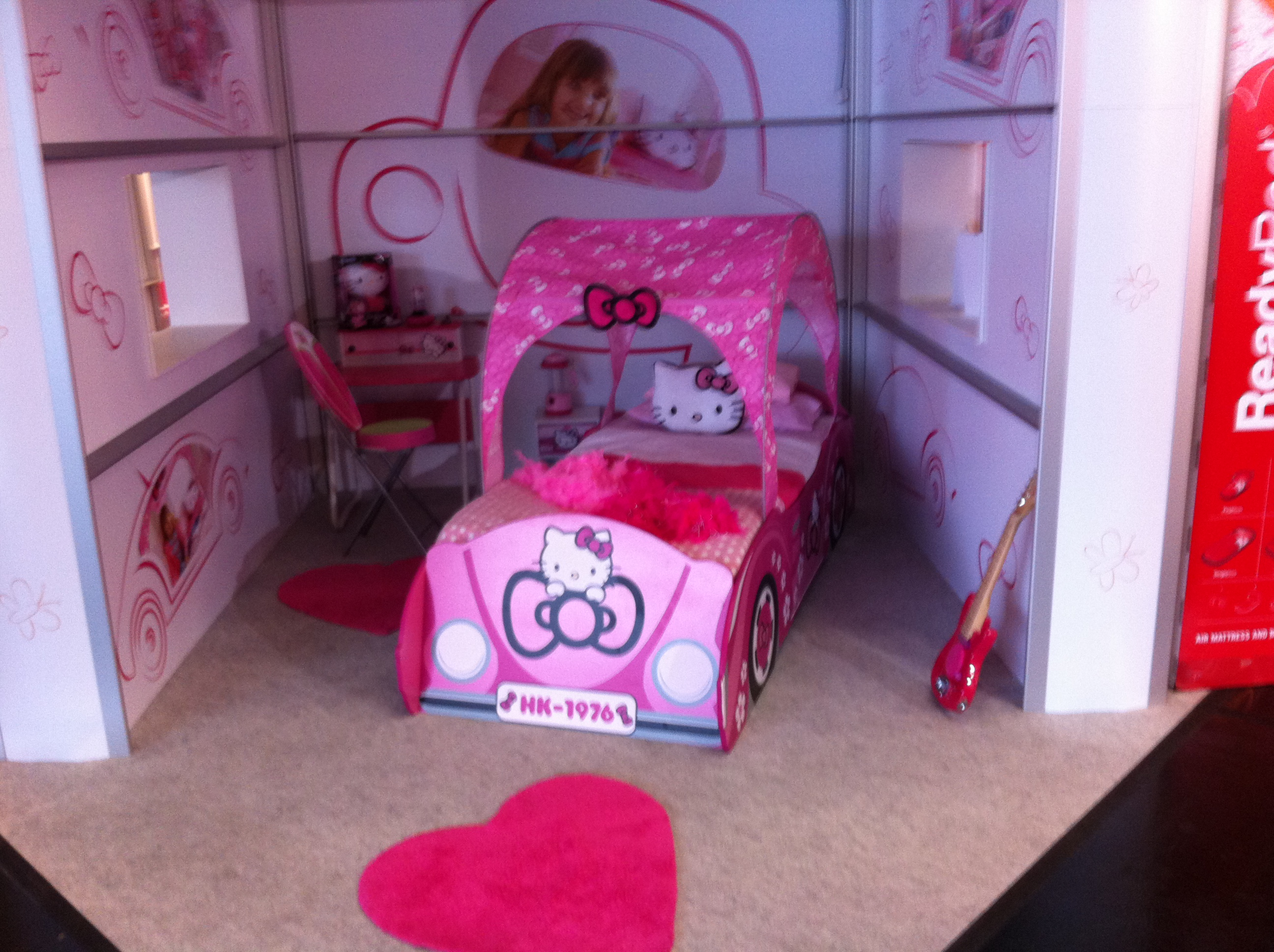 Chambre Enfant Fille Hello Kitty Chambre Carrosse Interesting Chambre Carrosse With
