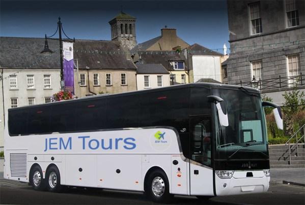 JEM Tour Coach