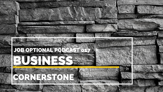 Business Cornerstone Job Optional Podcast with Jenae Nicole