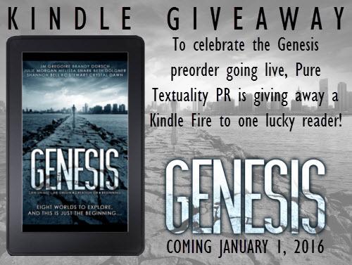 Genesis Kindle Fire Giveaway