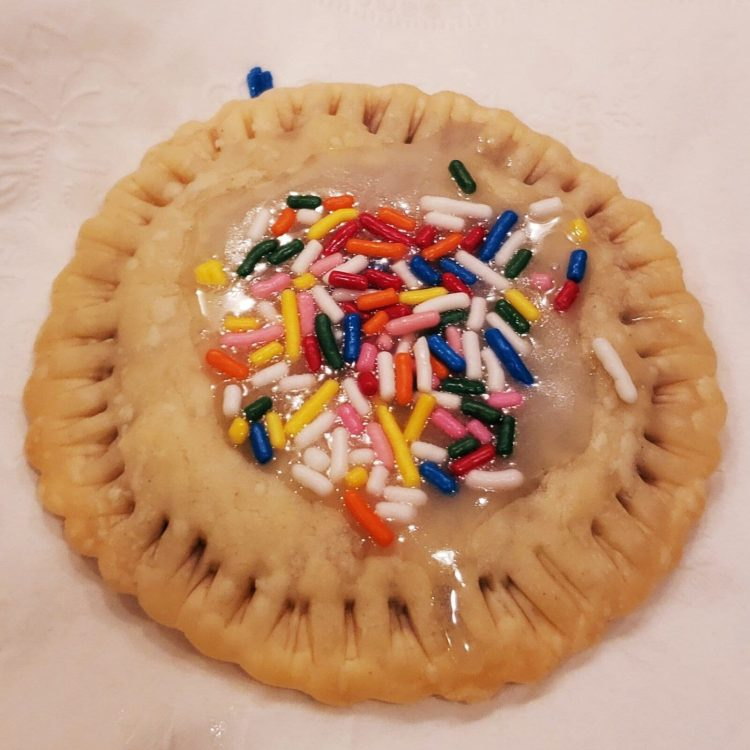 home made pop tarts