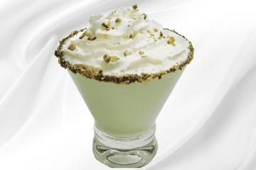 pistachio martini