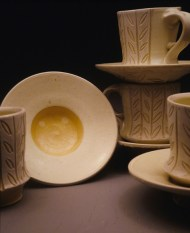 Cups and Saucers 2000