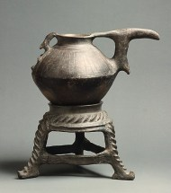 Iron Age Iran 9th c. BC, earthenware