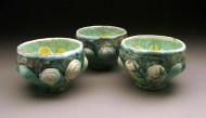 bowls 2004, earthenware
