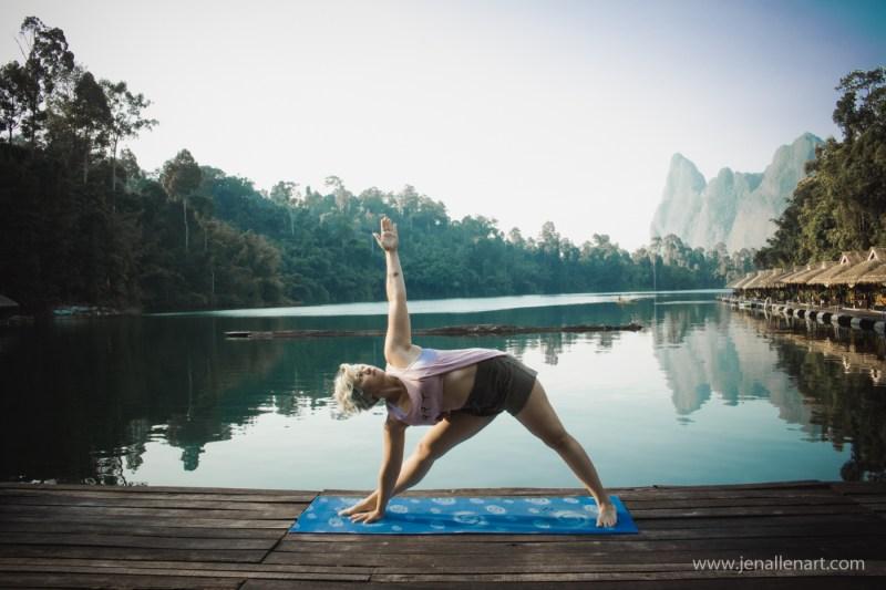 Jen Allen visits Thailand