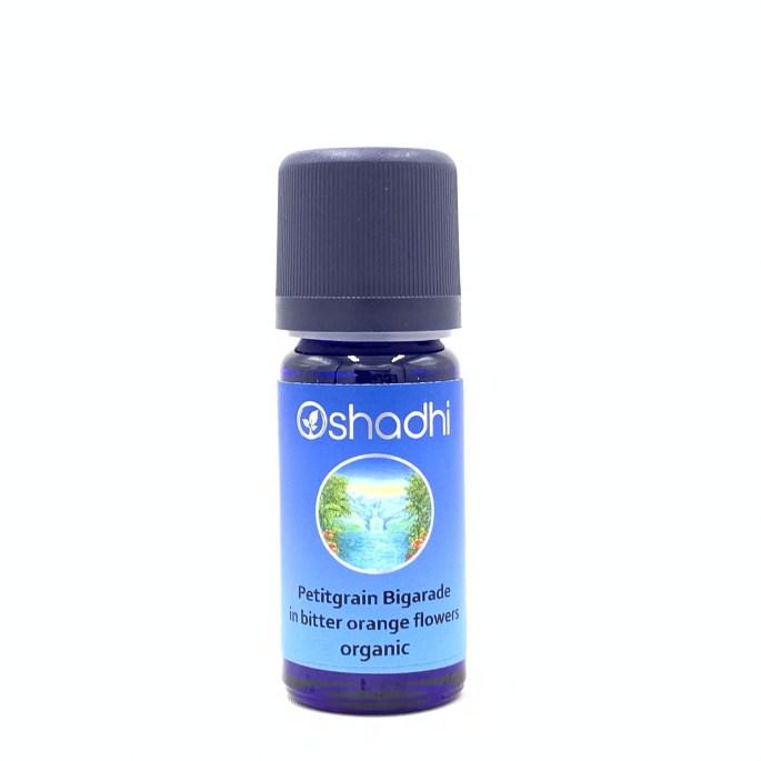 Oshadhi Essentail Oil - Petitgrain Bigarade (dist. with bitter orange flowers) organic