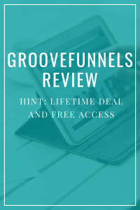 GrooveFunnels Lifetime Deal Has Turned Me