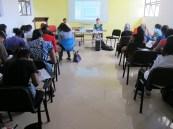 Teaching at Horizon University