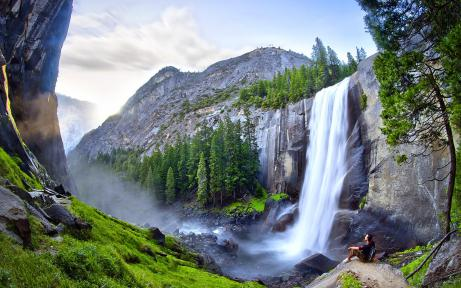 Yosemite Natural Park - California, USA