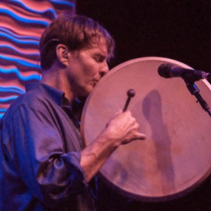 Dan Connolly on Bodhran - Bake's Place
