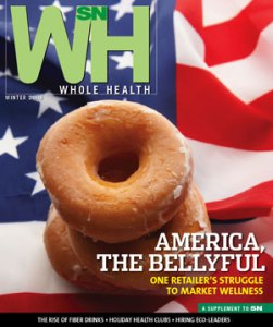 Whole health magazine photo research cover