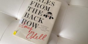 tales from the back row book amy odell