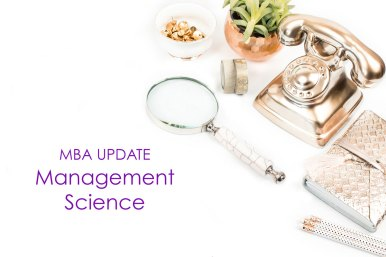mba management science